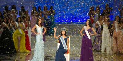 VIDEO Miss World 2012, made in China