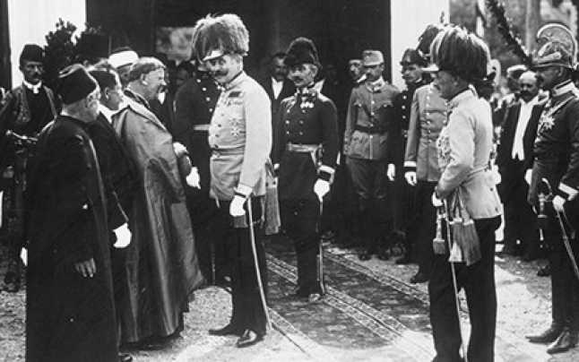 an analysis of archduke assasinated The assassination of president william mckinley, 1901, eyewitness to history, wwweyewitnesstohistorycom (2010) the president was rushed to a near-by infirmary where his stomach wound was closed he was then moved to the home.