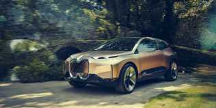 VIDEO BMW Vision iNEXT - un gând din viitor