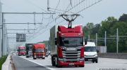 S-a deschis prima autostradă electrificată din Germania (VIDEO)