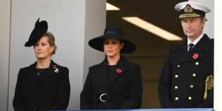 Kate, Meghan, William şi Harry au stat separat la cel mai recent eveniment. Ce ţinute au ales ducesele