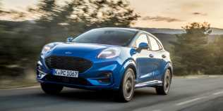 FOTO Test Drive Ford Puma 1.0 EcoBoost Hybrid 155 CP