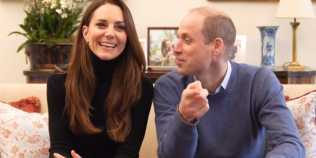 Prinţul William şi Kate Middleton şi-au lansat canal oficial de YouTube VIDEO